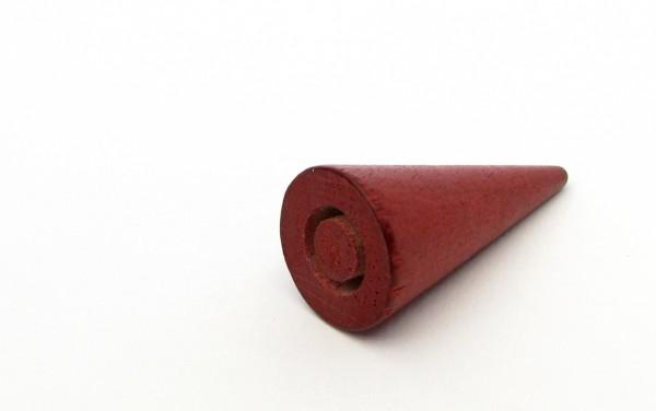 kegel in rot